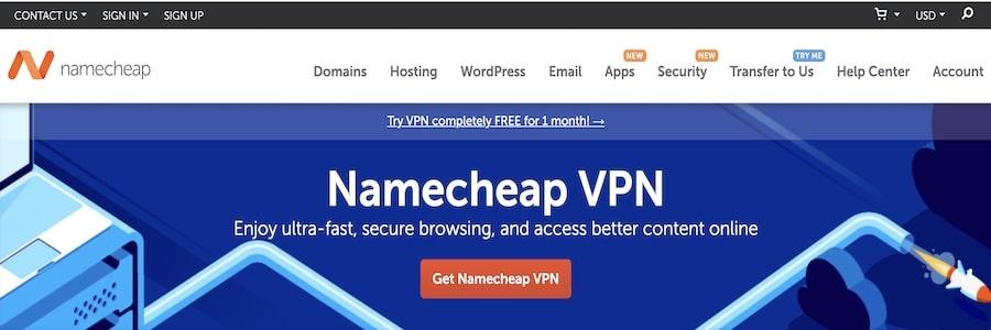 Registrare dominio con Namecheap