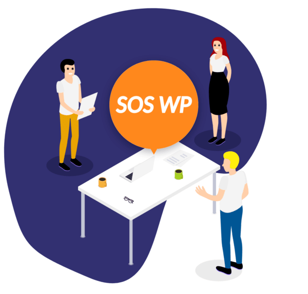 SOS WP è la prima risorsa in Italia per WordPress