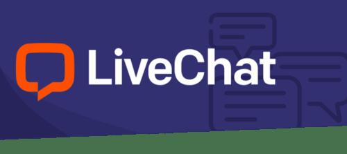 SOS WP raccomanda LiveChat come live chat per il tuo sito WordPress