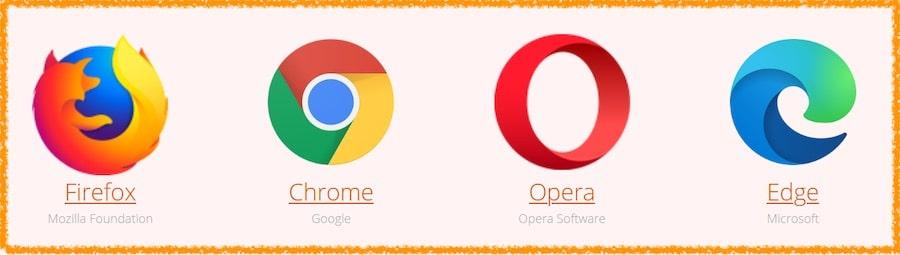 Quali sono i browser più diffusi?