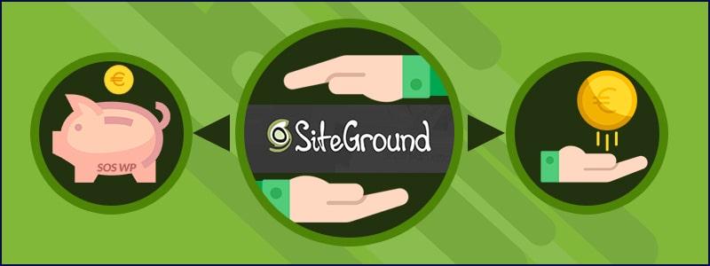 SiteGround Italia e la formula soddisfatti o rimborsati entro 30 giorni