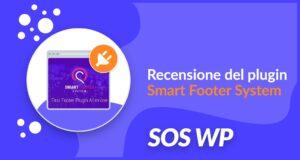 Recensione del plugin Smart Footer System