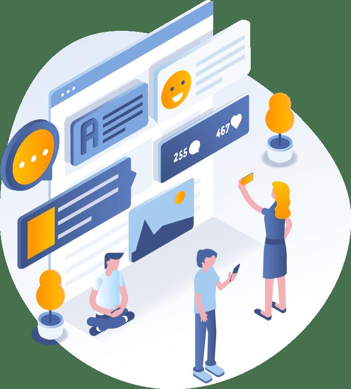 Social Media Marketing Wordpress