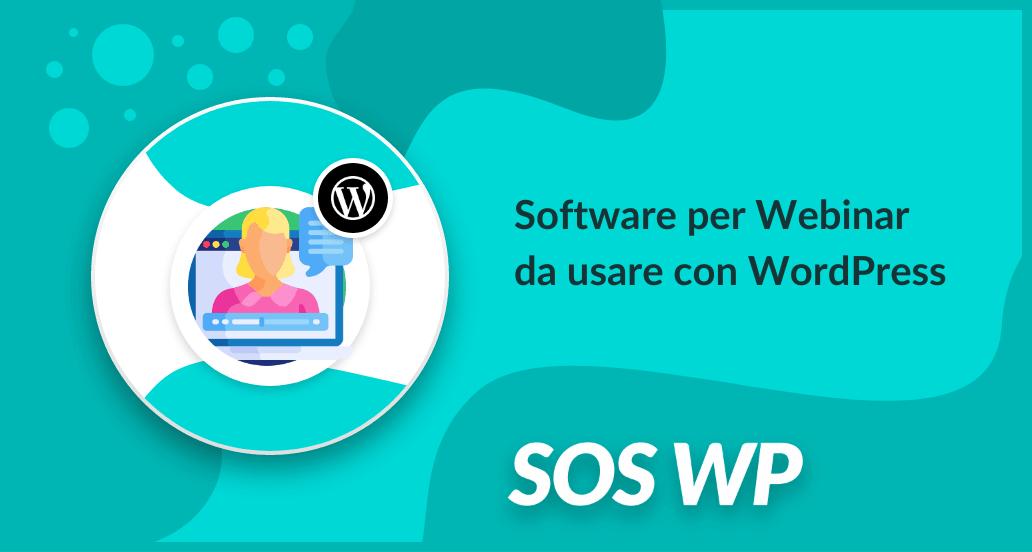 Software per Webinar da usare con WordPress