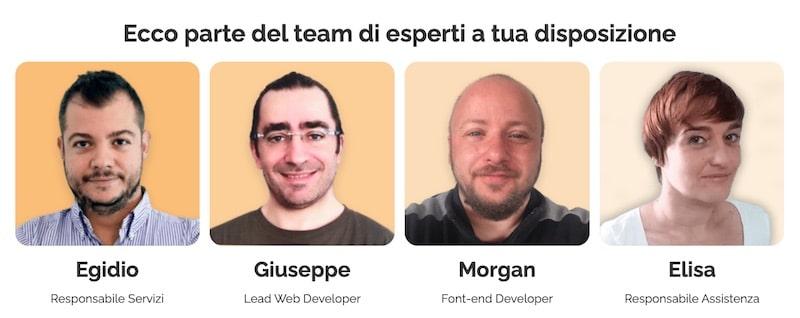 Team SOS WP