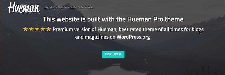 Temi WordPress gratuiti - Hueman