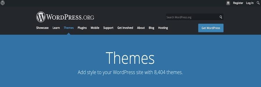 Temi WordPress gratuiti - dove scaricare i migliori