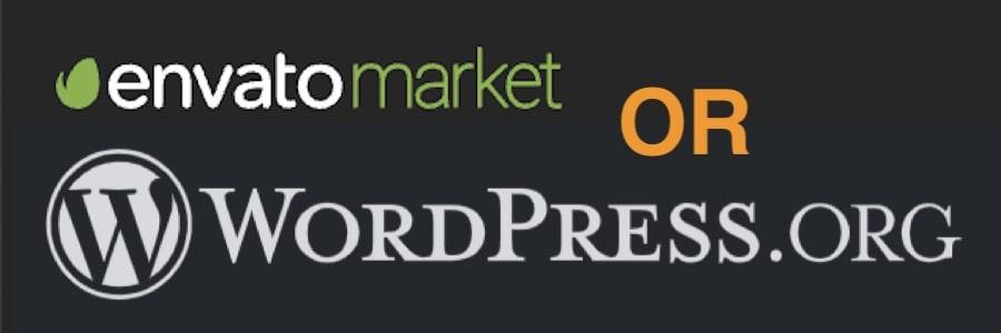 Temi WordPress gratuiti o a pagamento