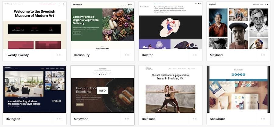 Scegliere un tema WordPress adatto