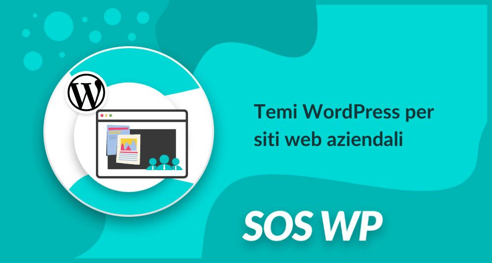 Temi WordPress per siti web aziendali