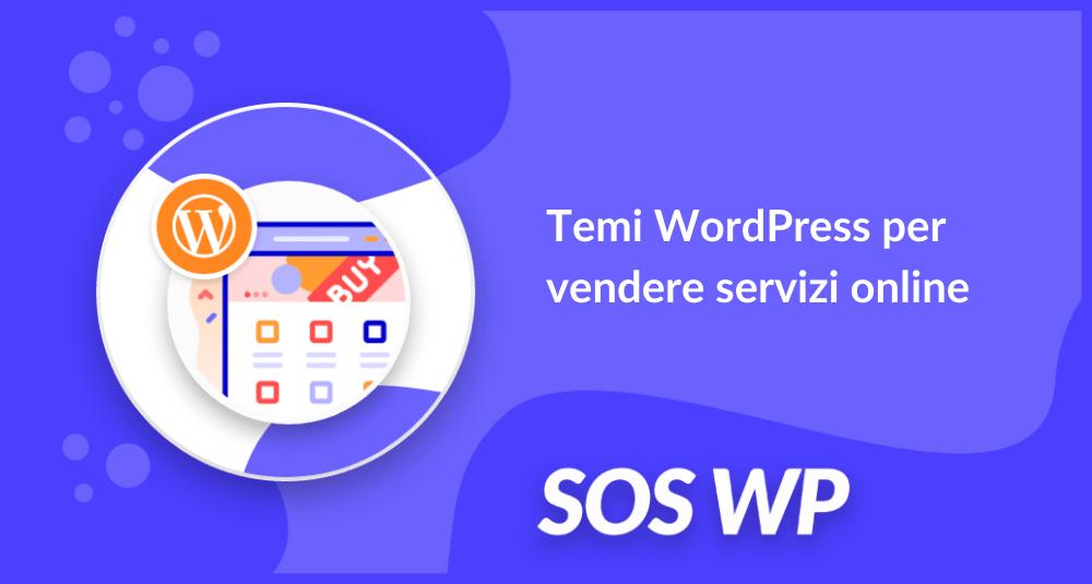 Temi WordPress per vendere servizi online