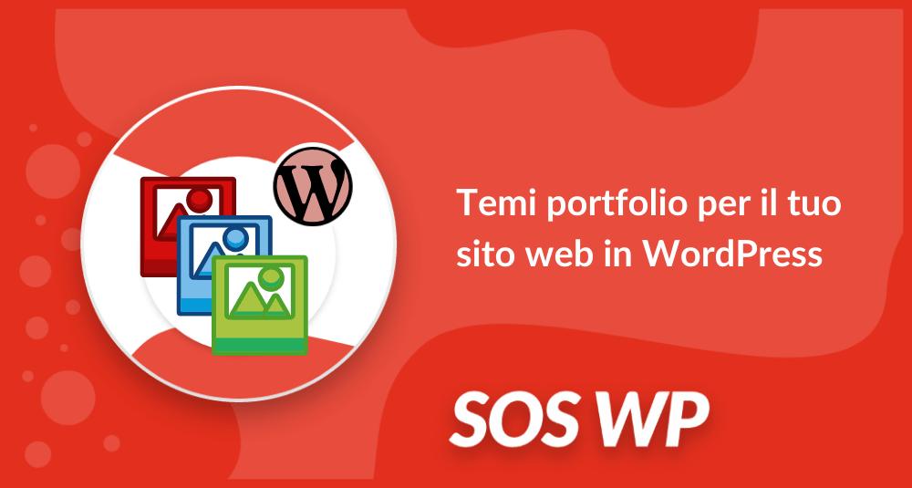 Temi portfolio per il tuo sito web in WordPress