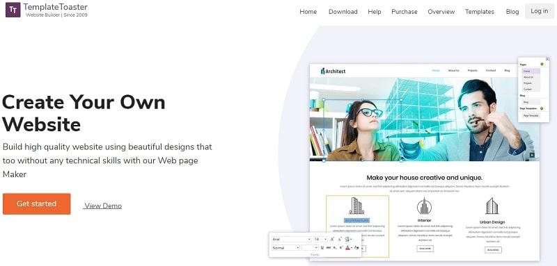 Creare un tema WordPress con Template Toaster