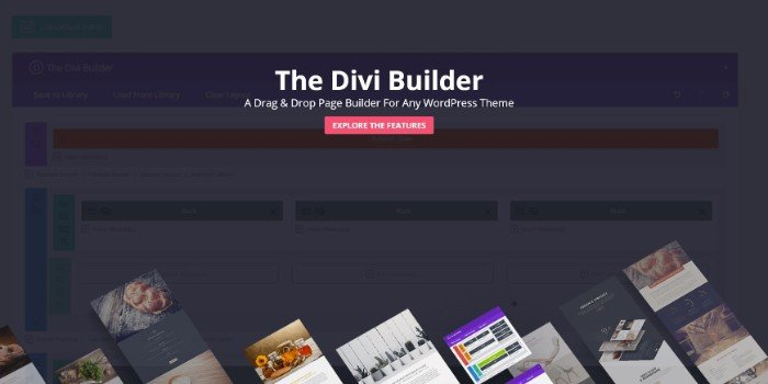 Divi Builder plugin per WordPress