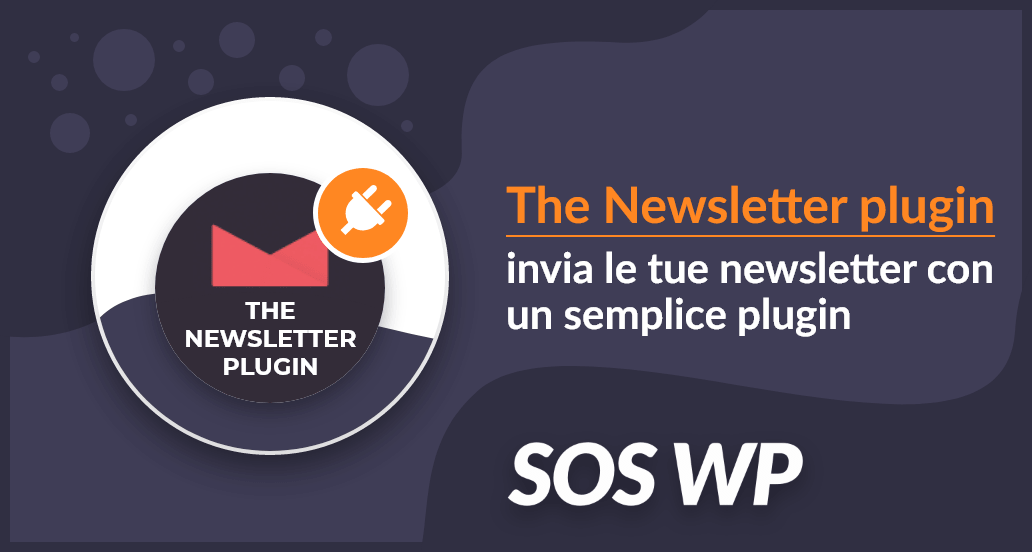 The Newsletter plugin per WordPress