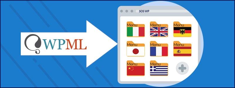 Come tradurre il menu del tuo sito con WPML