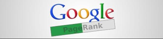 Google PageRank Toolbar