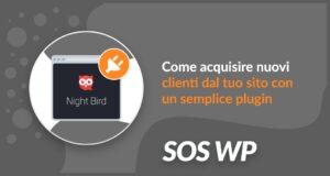 Come acquisire nuovi clienti dal tuo sito con un semplice plugin