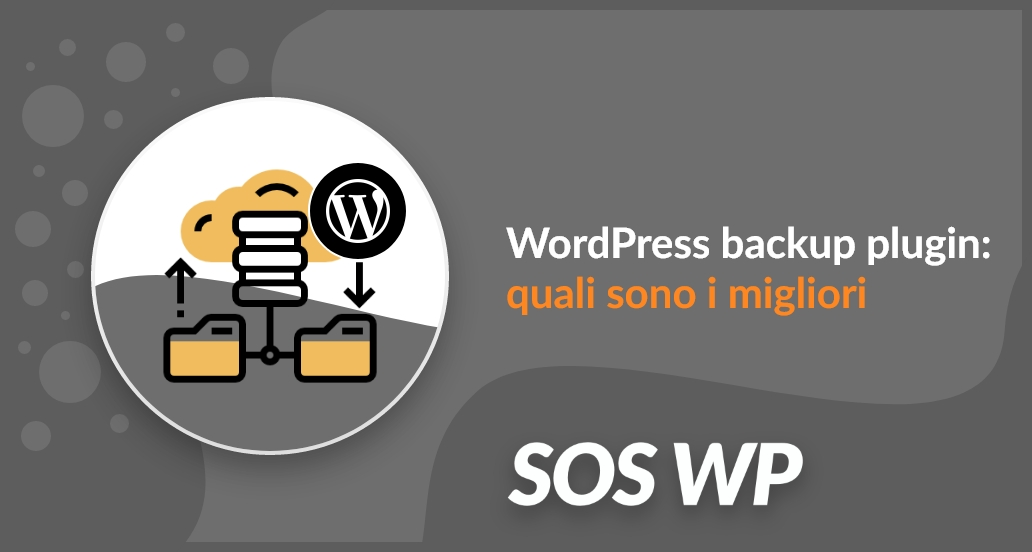 WordPress backup plugin i migliori