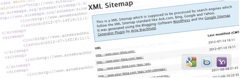 WordPress plugin - Google XML Sitemaps
