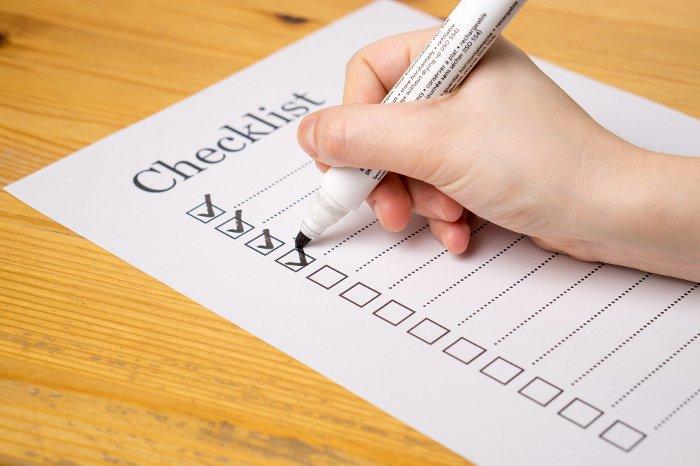 Checklist - fattori di indicizzazione su Google