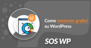 Come mostrare grafici su WordPress