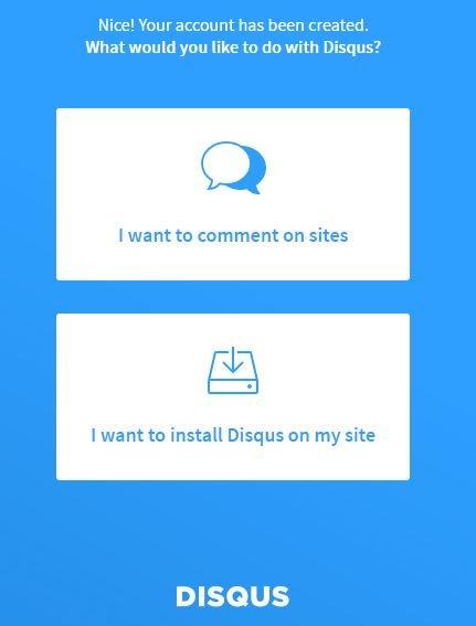 Commenti su WordPress - configurazione Disqus