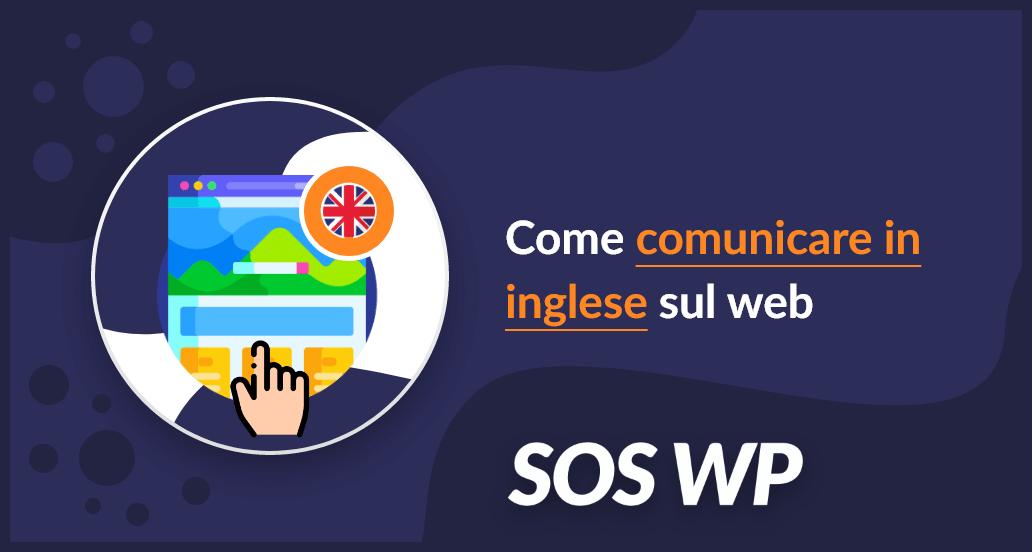 Come comunicare in inglese sul web