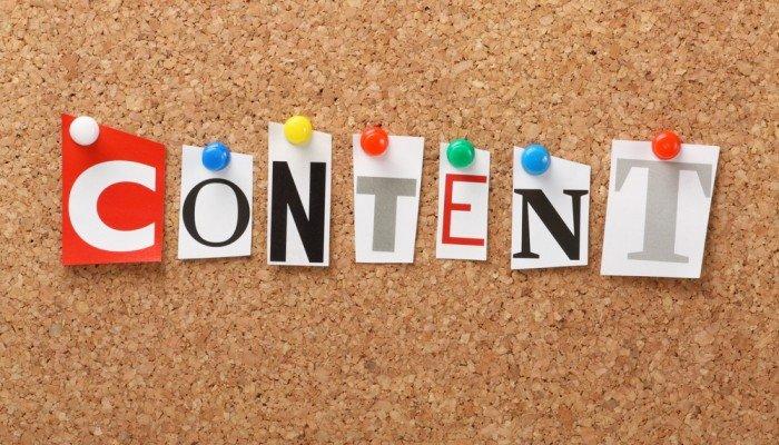 cura i contenuti per un blog di successo