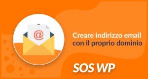 Creare un indirizzo email con il proprio dominio