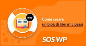 Come creare un blog di libri in 5 passi