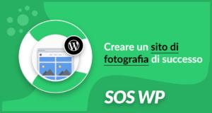 Creare un sito di fotografia di successo