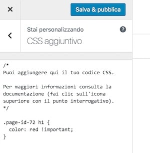 css-aggiuntivo-wordpress