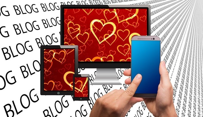elementi per definire un blog