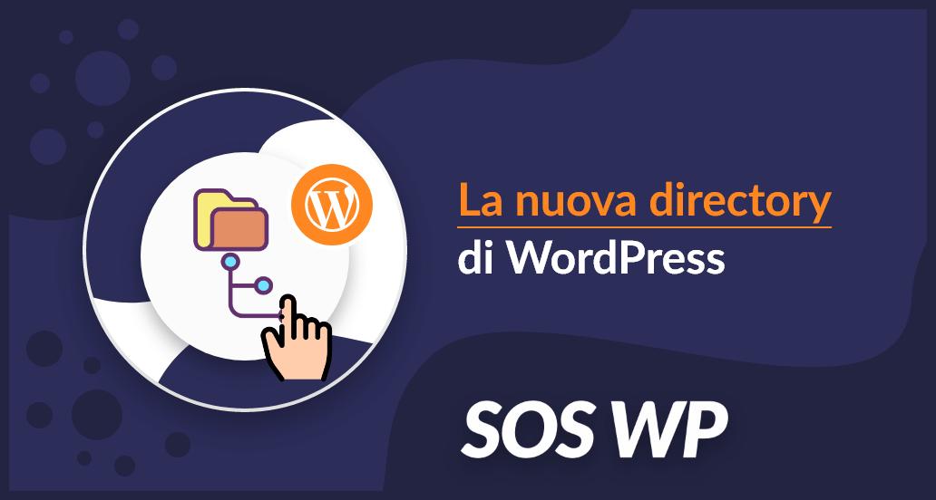 La nuova directory di WordPress