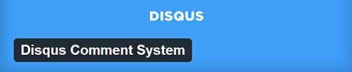 Disqus Comment System per difendere il tuo sito dallo SPAM