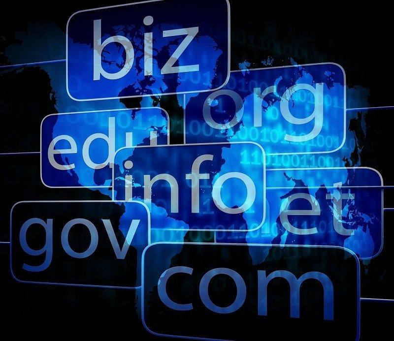 Cos'è un dominio internet di primo livello