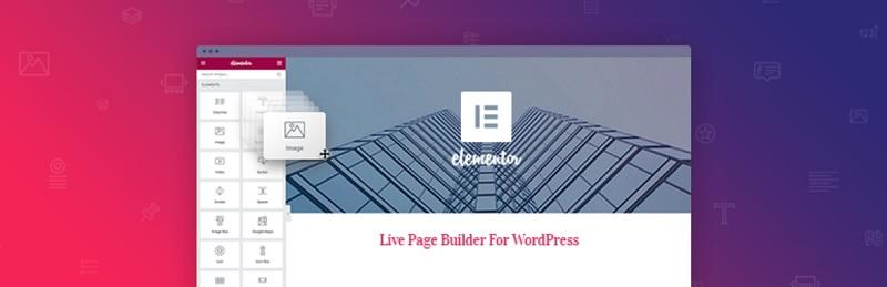 Générateur de pages Elementor pour WordPress
