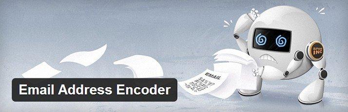 Email Address Encoder Plugin per proteggere il tuo sito WordPress dallo SPAM