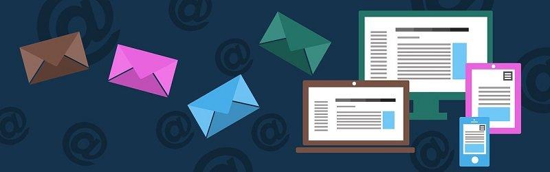 Servizi gratuiti di SiteGround - account email illimitati