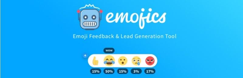 Aggiungere reazioni in stile Facebook su WordPress con Emojics