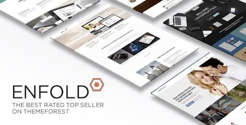 Tema Enfold per WordPress