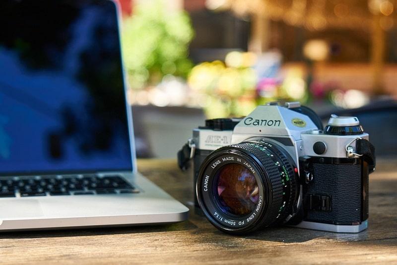 Creare un sito di fotografia come secondo lavoro online
