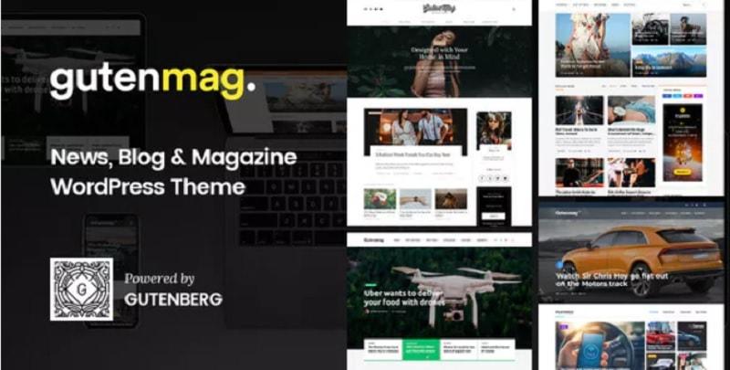 Temi WordPress Stylemix- Gutenmag