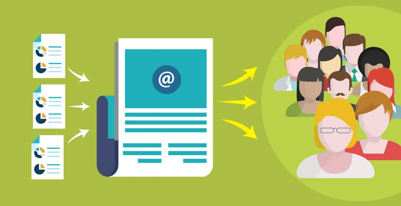 newsletter per trasformare visitatori in clienti