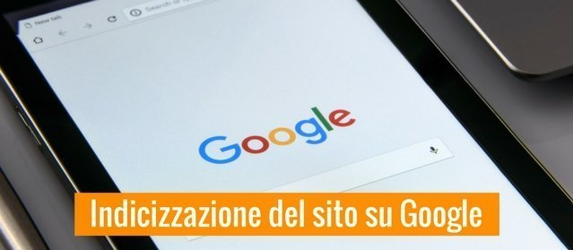 Come indicizzare un sito o un blog WordPress su Google in soli 5 passi