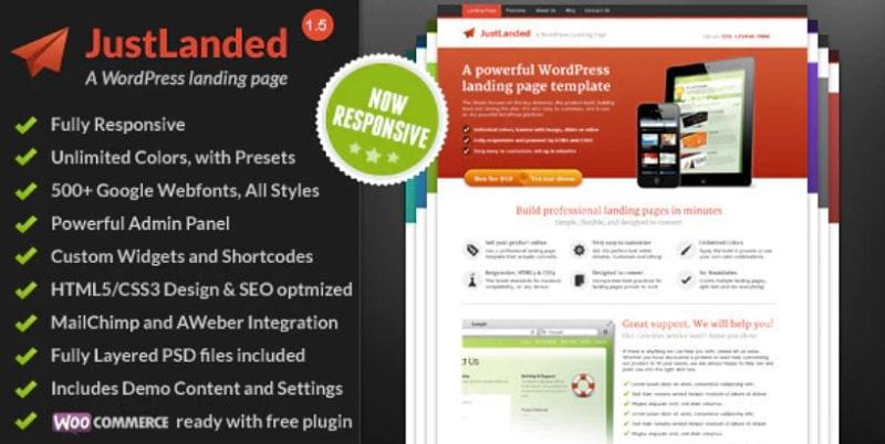 Plugin WordPress per Creare Landing Page eOptin Form