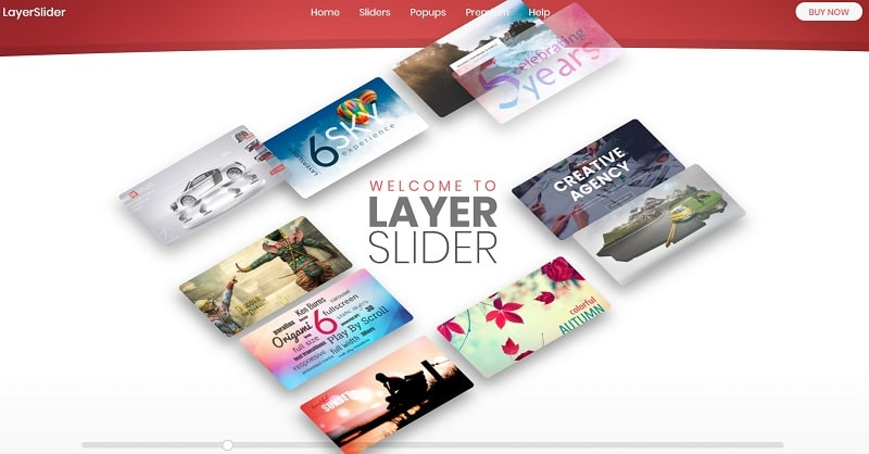 Layer Slider per inserire slideshow in WordPress