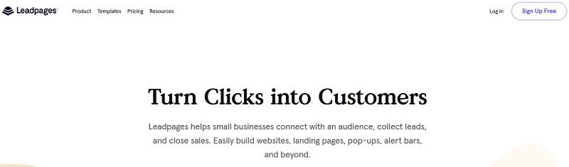Creare funnel su WordPress con Leadpages