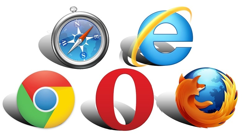 Loghi browser